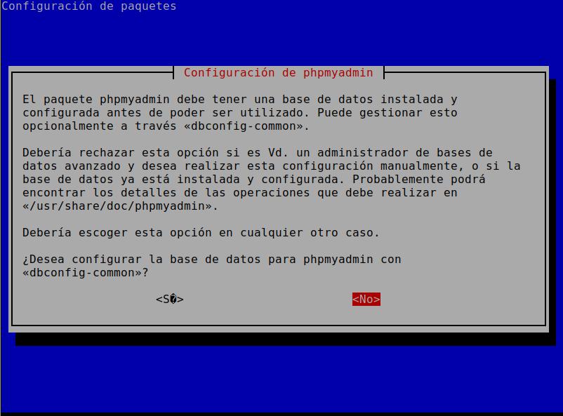 Configuración de phpMyAdmin en Ubuntu 20.04 con Apache2